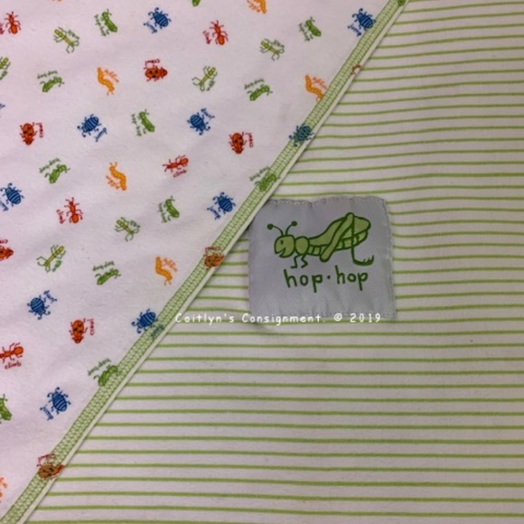 Gymboree Other - Gymboree BUG Grasshopper, Ant Blanket